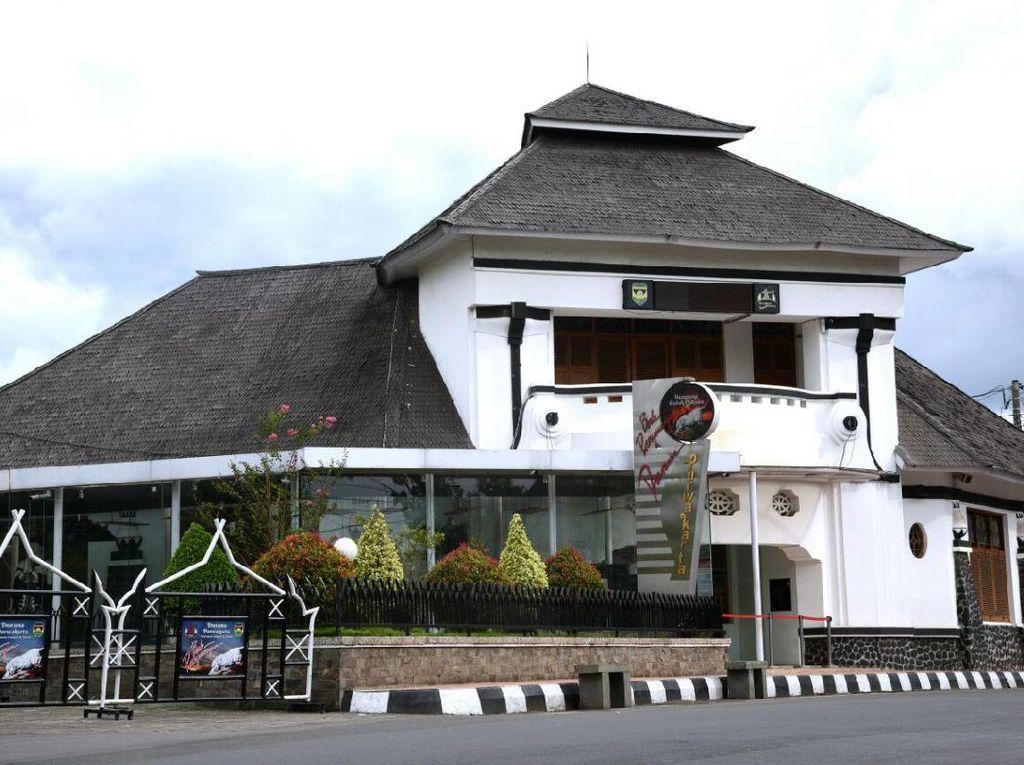 Gedung Tua di Purwakarta Ini Disulap Jadi Museum Digital