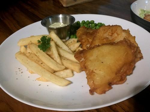 KopiKalyan: Menghirup Cafe Latte Ditemani Fish & Chips yang Renyah