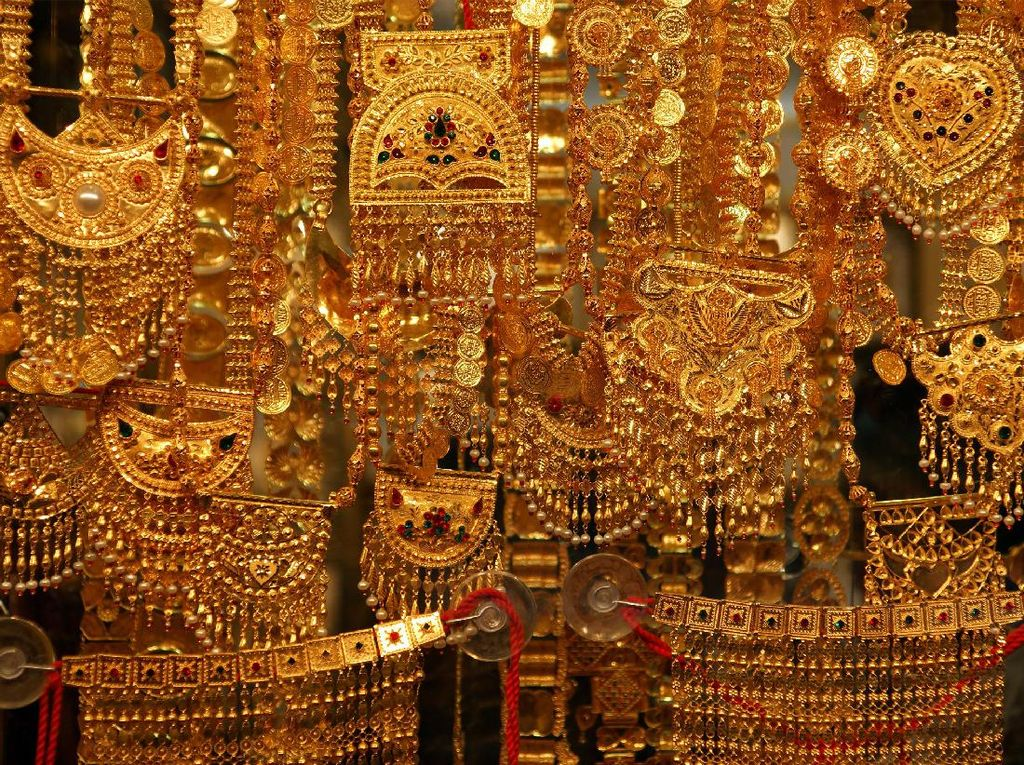 7 Pasar Tradisional Dubai Buat Belanja Baju Sampai Perhiasan Mewah