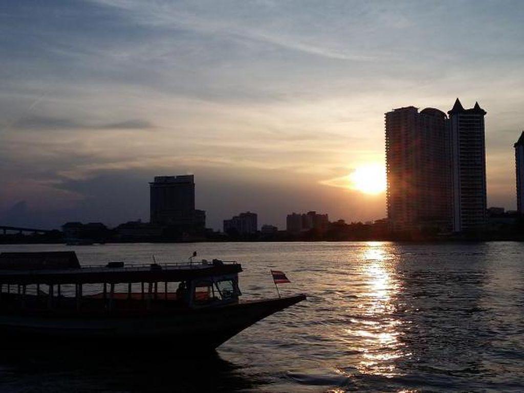 Nongkrong Sore di Bangkok, Asyiknya ke Tempat Ini