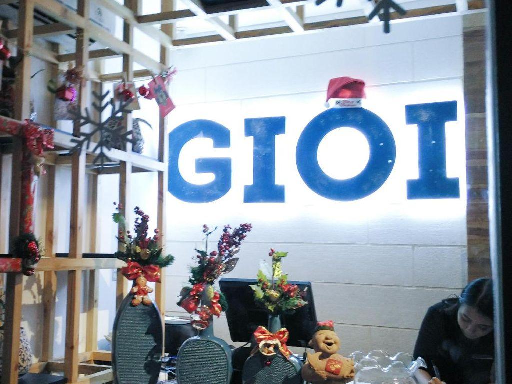 Bersantap di Gioi, Restoran Indonesia Bergaya Modern yang Lagi Happening