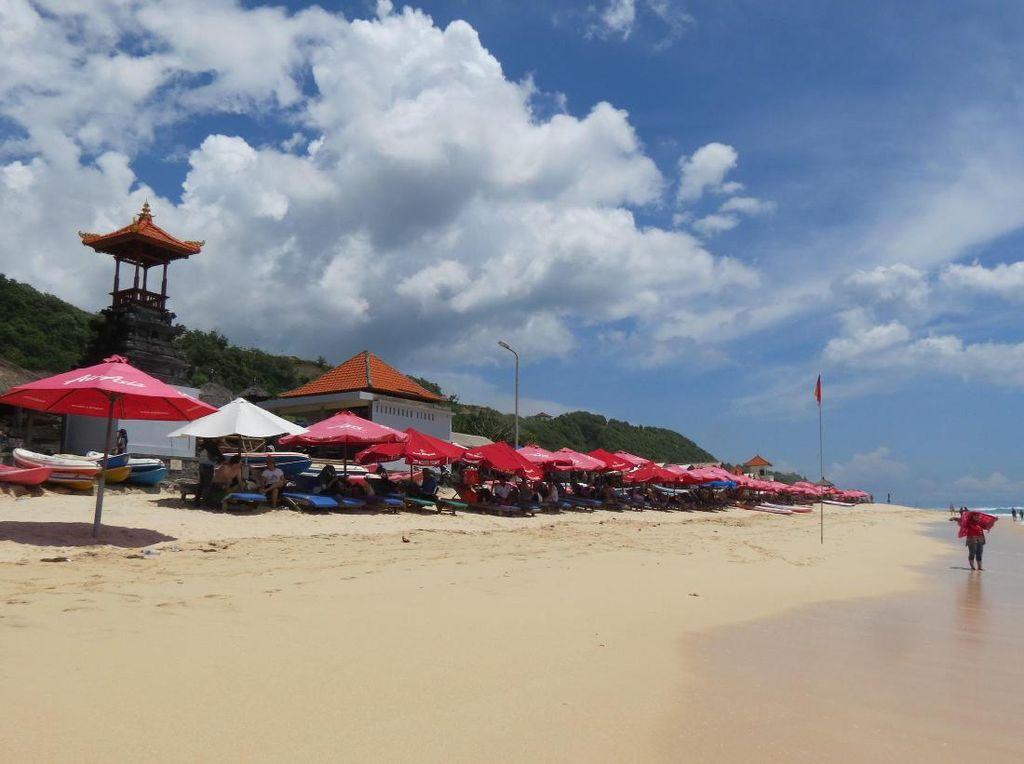 Pertama Liburan ke Bali, Coba Pantai Pandawa Ya!