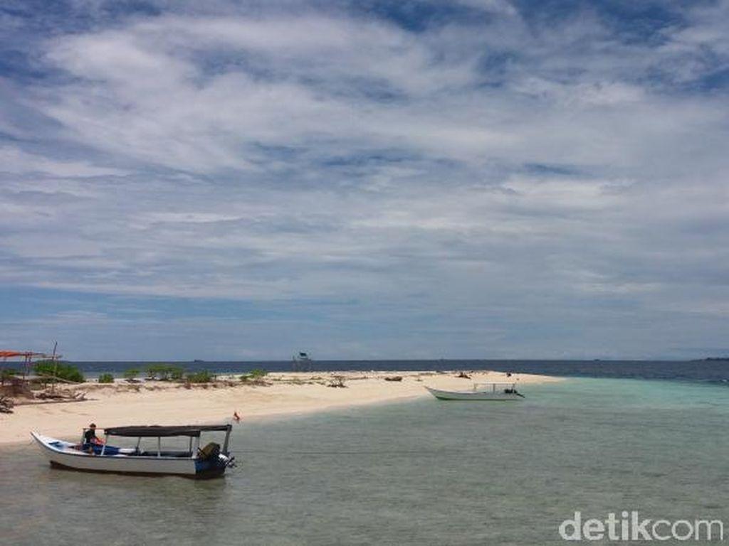 Ada Pulau Secantik Ini di Makassar