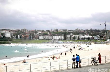 Belum Liburan Ke Sydney, Kalau Belum Ke Bondi Beach