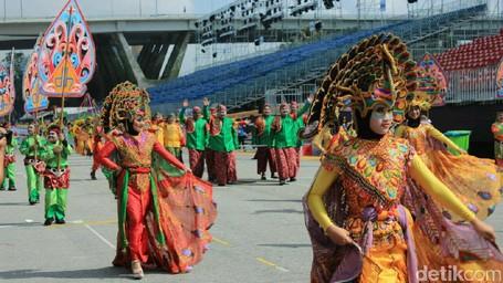 Wonderful Indonesia Bakal Unjuk Gigi Di Chingay Parade, Singapura
