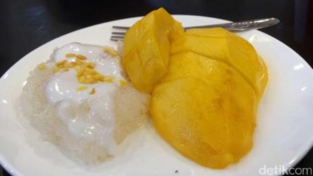 Yummy! Kao Nio Ma Muang, Dessert Lezat Ala Thailand