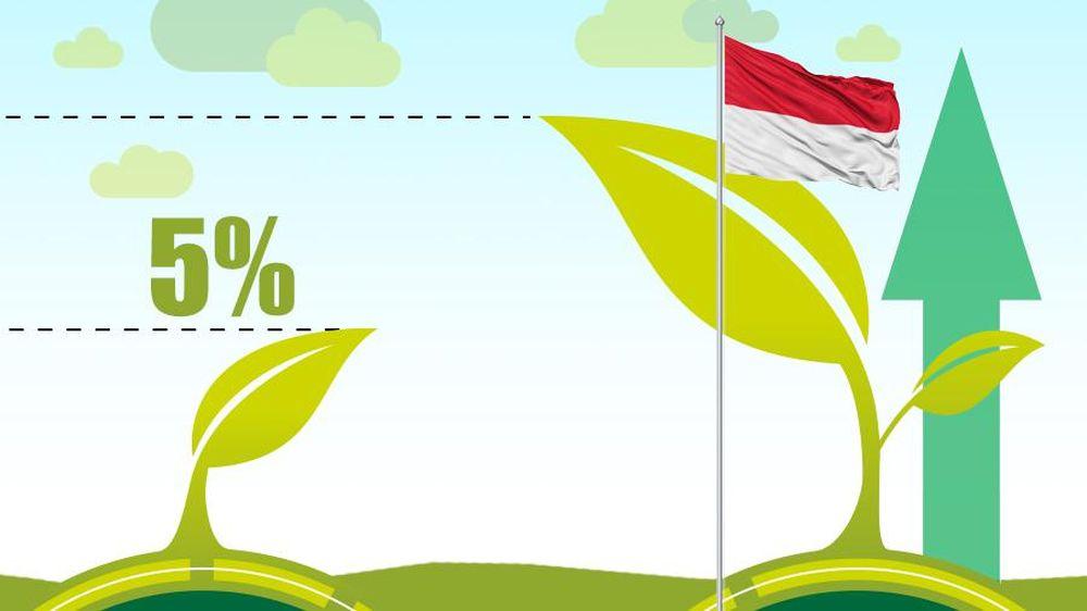 Ekonomi RI Tumbuh di Atas 5%