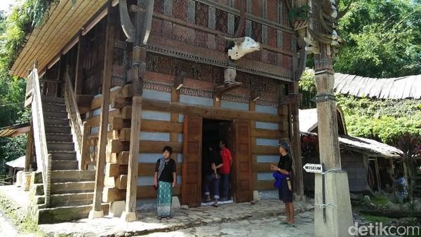 Punya Nyali? Ini Museum Peninggalan Leluhur Toraja di Kete Kesu