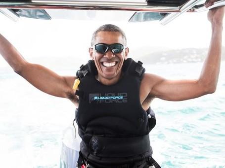 Sungguh Mahalnya Tempat Liburan Obama Di Karibia