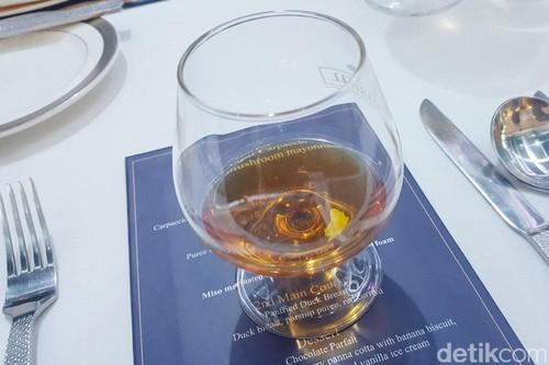 Perpaduan Unik 3 Cognac Martell dengan 5 Hidangan Spesial