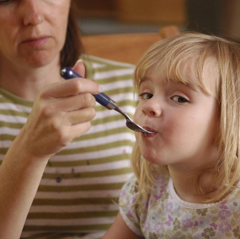 Tak Asal Kunyah, Begini Cara Disiplinkan Anak Melalui Pola Makan