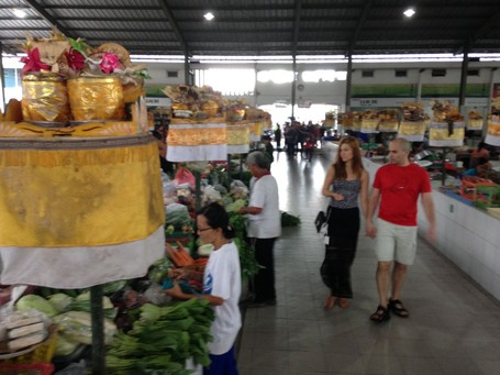 Melongok Pasar Tradisional Sindu Denpasar Yang Bersih Bikin Nyaman Turis!