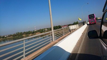 Friendship Bridge, Bukti Kedekatan Thailand Dan Laos