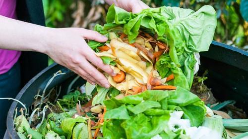 Peduli Lingkungan, Supermarket Ini Pakai Truk Berbahan Bakar Limbah Makanan