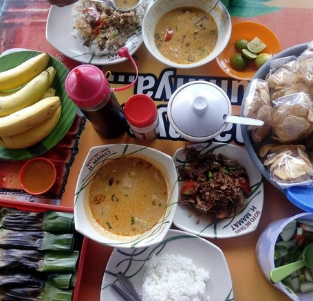 Setelah Pesta Demokrasi, Wisata Kuliner Dulu Di Soto Betawi Haji Mamat
