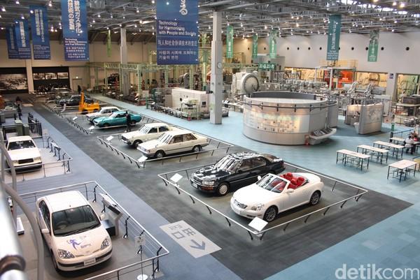 Fotogenic dan Seru, Yuk Lihat Museum Toyota di Jepang
