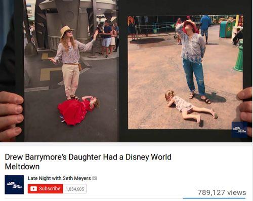 Hadapi Putrinya yang Tantrum, Aktris Ini Justru Berpose