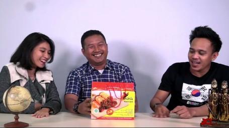 Lezatnya Oleh-Oleh Roti Abon Gulung Papua, Yuk Nonton Videonya!