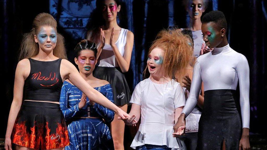 Model Down Syndrome Jadi Desainer, Pamer Koleksi Perdana di NYFW