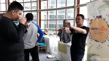 Berbagi Kisah Traveling Dan Seru-seruan Bareng D'Traveler Di Ngumbar Detikcom