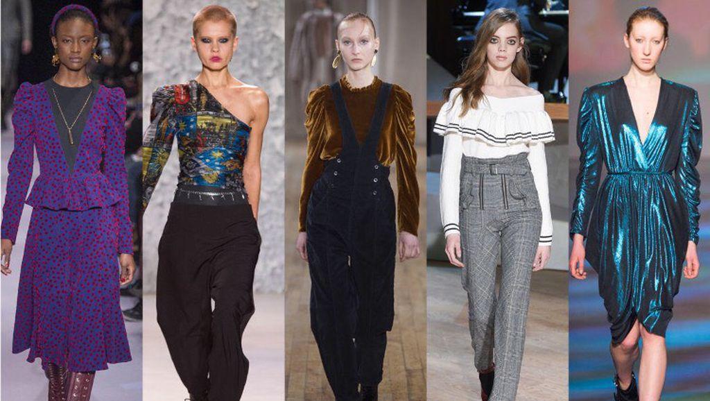 5 Prediksi Tren Terbaru dari New York Fashion Week 2017