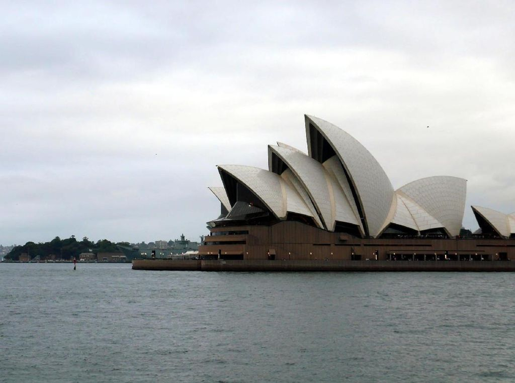 Ini Ikon Kota Sydney Paling Populer Seantero Bumi