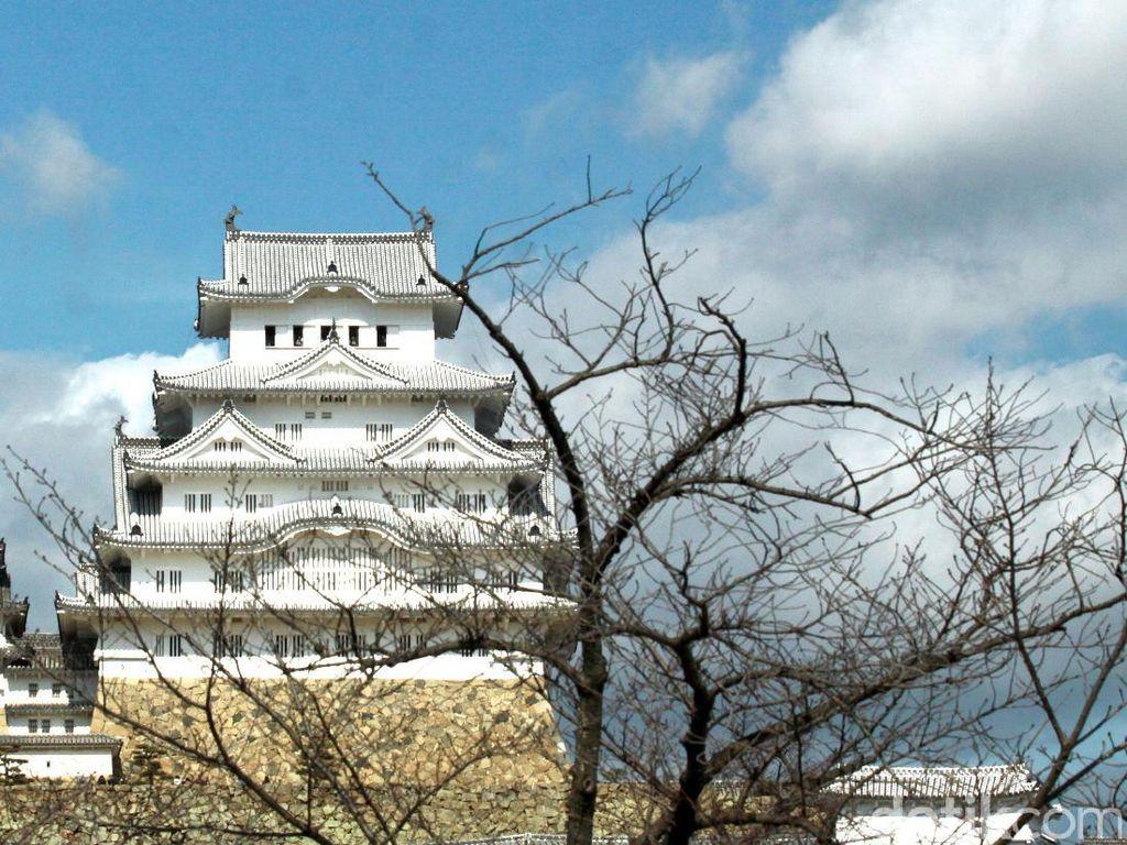 Instagrammable! Kastel Jepang Tempat Syuting Film James Bond