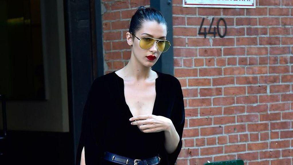 Hot Trend: Kacamata Lensa Kuning Dominasi Gaya Fashionista di 2017