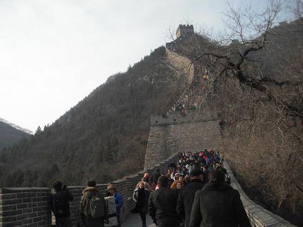 5 Mitos Tembok Besar China yang Terbukti Ngawur