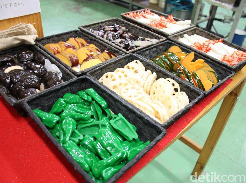 Liburan ke Jepang, Yuk Datang ke Desa Pembuat Replika Makanan