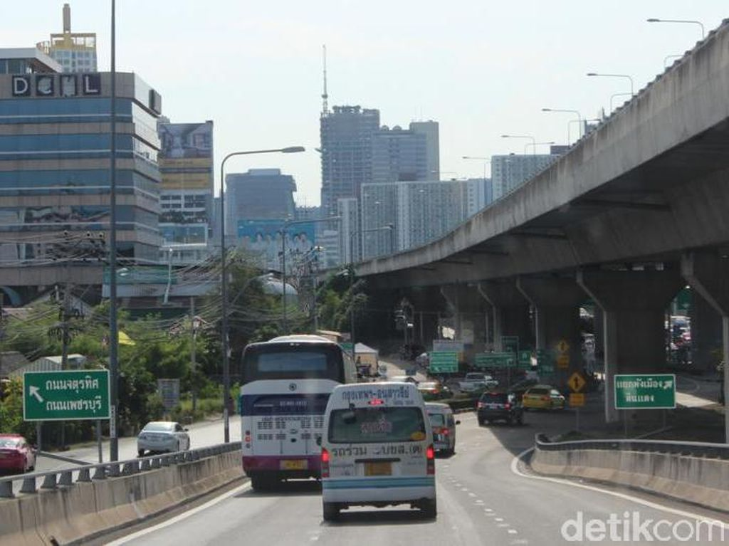 Bangkok yang Metropolis
