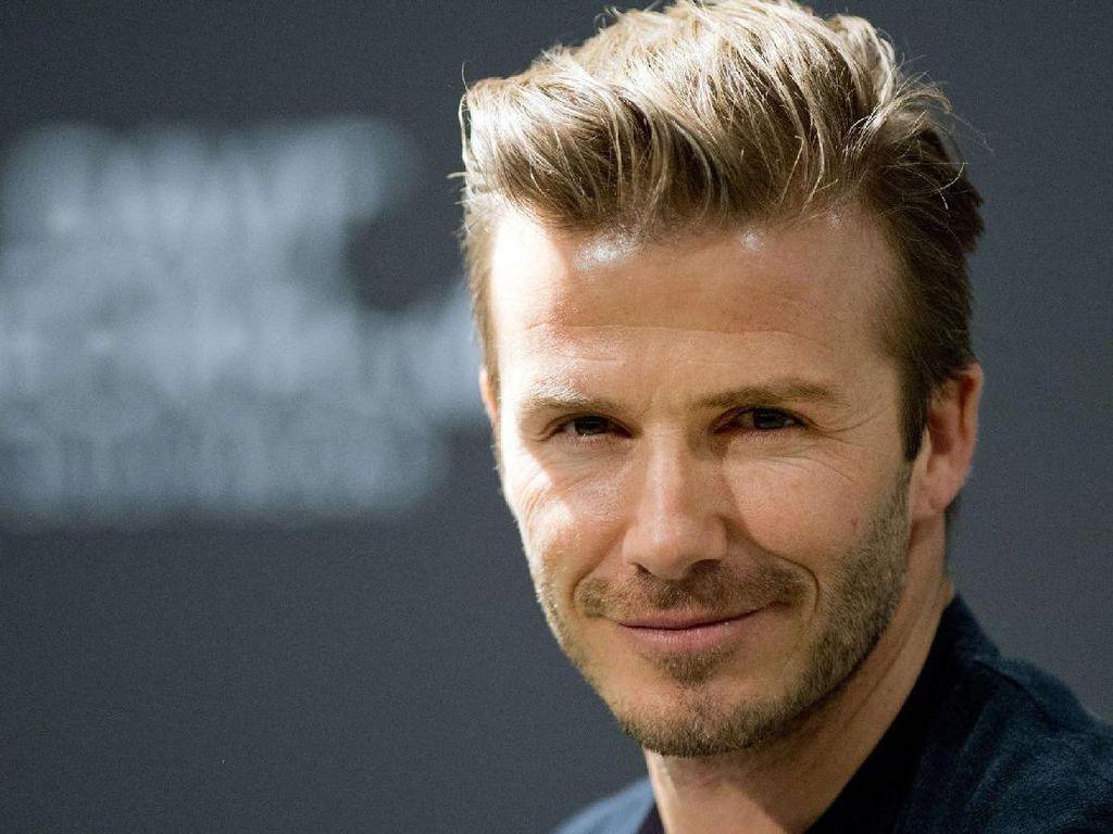 Pamer Chicken Pie Buatannya, David Beckham Dipuji Ribuan Penggemar