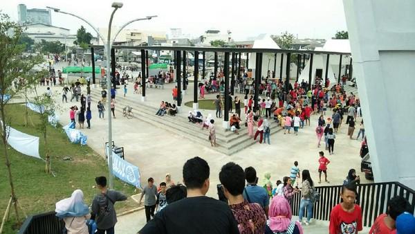 Kalijodo, Taman Bermain Instagenic di Jakarta