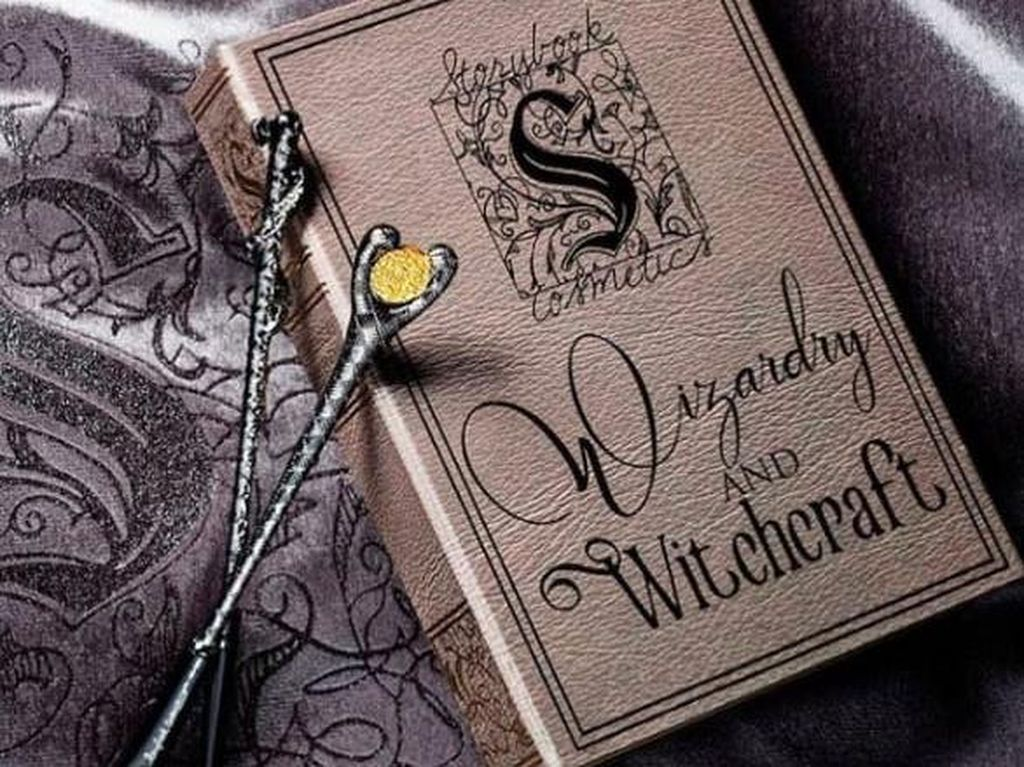 Eyeshadow Harry Potter Ini Akan Menyulap Mata Anda Jadi Cantik