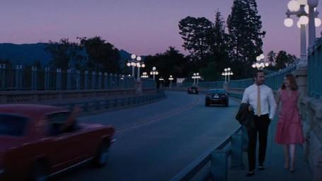 Di Film 'La La Land' Ada Jembatan Horor!