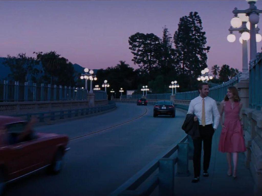 Di Film La La Land Ada Jembatan Horor!