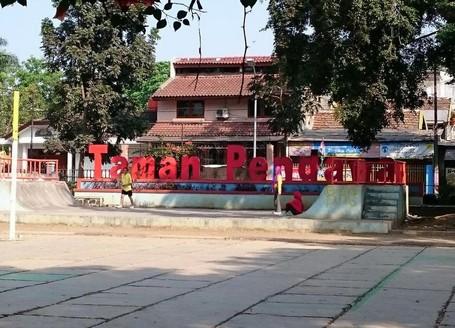 Mengenal Taman Pendawa, Lokasi Bom Panci Di Bandung