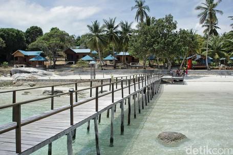 Selain Pulau Bawah, Resort Di Anambas Ini Juga Tidak Kalah Indah