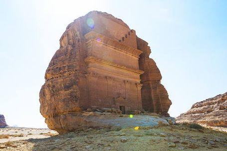 5 Destinasi Ajaib di Arab Saudi