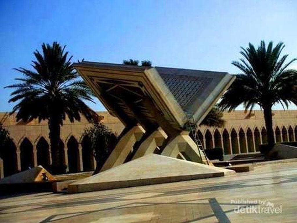 Melihat Percetakan Al Quran Terbesar di Dunia