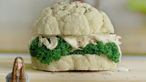 Promosikan Burger Terbaru, KFC Buat Burger Clean Eating dengan Bun Kembang Kol