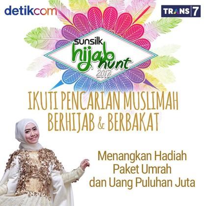 Hijabers Yogyakarta Antusias Ikut Audisi Sunsilk Hijab Hunt 2017