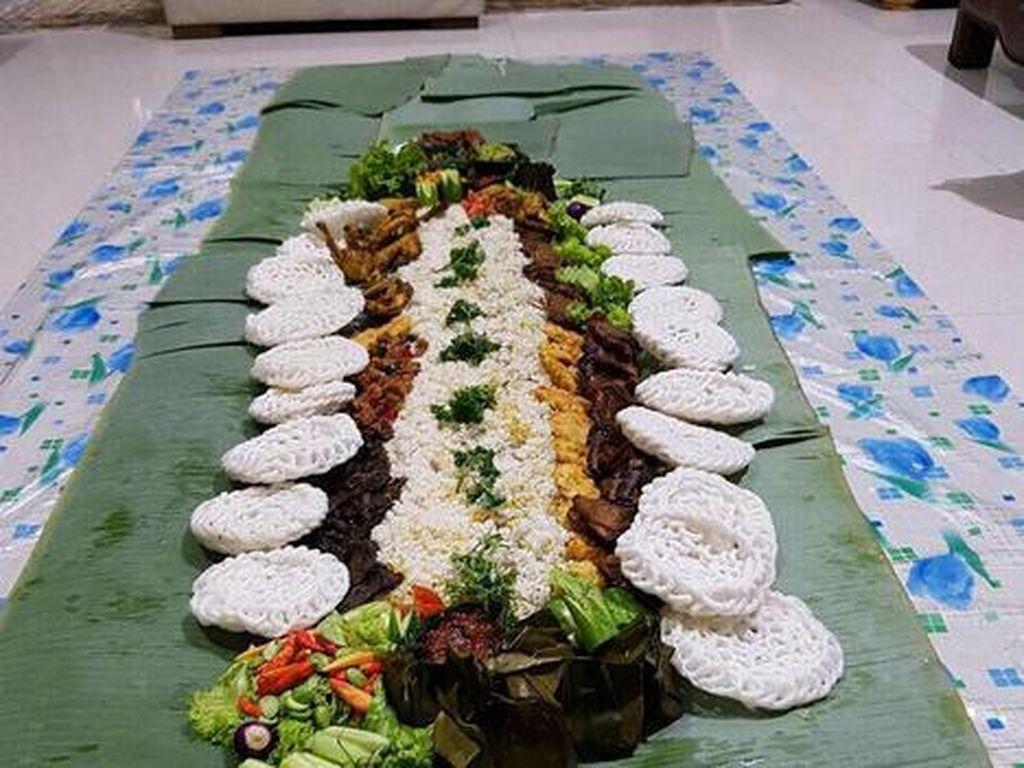 Bancakan, Tradisi Makan Bersama Masyarakat Jawa Barat