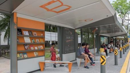 Mungkin Halte Bus Paling Keren Ada Di Singapura