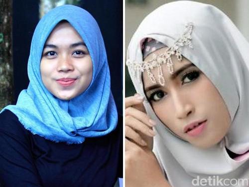 Foto: 7 Peserta Sunsilk Hijab Hunt 2017 Berparas Manis Asal Surabaya