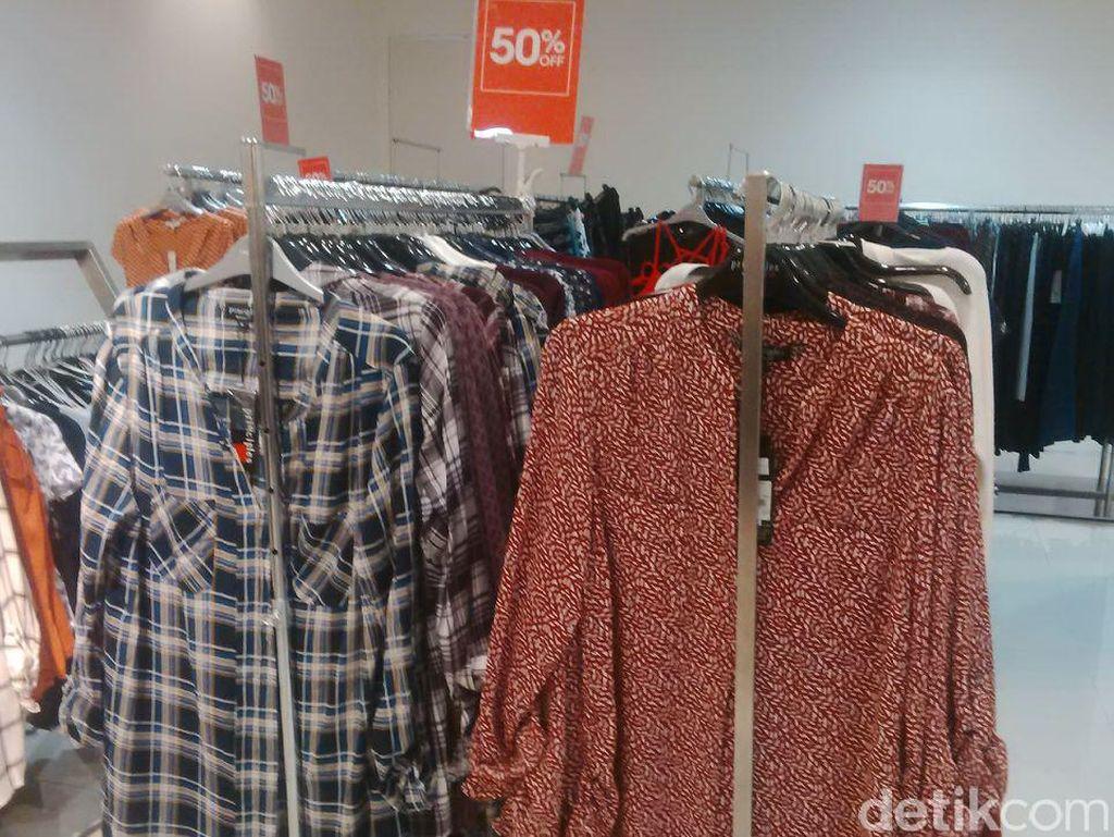 Intip Baju Kerja yang Diskon Sampai 70% di Debenhams Senayan City
