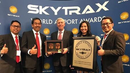 Selamat! Bandara Soetta Jadi Worlds Most Improved Airport 2017