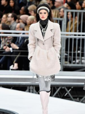 Foto: Koleksi Fashion Show Chanel Fall Winter 2017