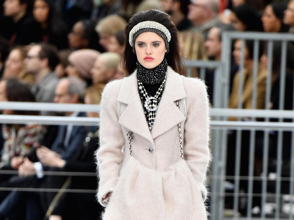 Foto: Koleksi Fashion Show Chanel Fall Winter 2017