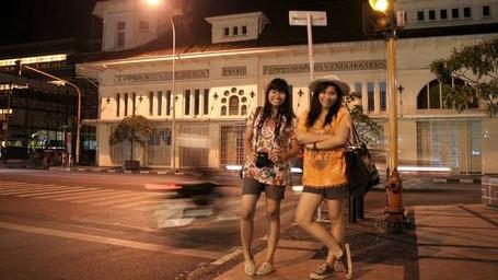 5 Destinasi Fotogenik Indonesia Buat Foto OOTD